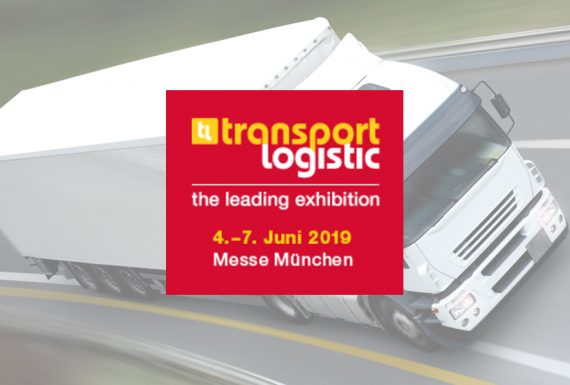 TACHOfresh auf der transport logistic (4.-7. Juni 2019)